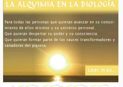 Taller La Alquimia en La Biología